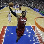Miami Heat wins 20th straight game
