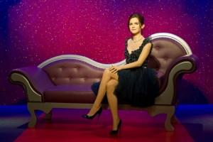 Emma Watson Honored at Madam Tussauds Museum