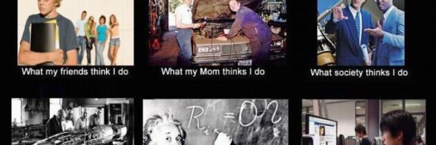 Trust me, I'm an Engineer !