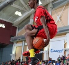 High School Kids are Better than Professionals in a Dunk Contest