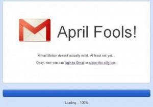 Google's 2013 April Fool's Pranks