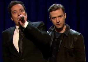History of Rap 4 – Jimmy Fallon & Justin Timberlake