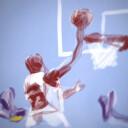 Amazing NBA Finals Animation